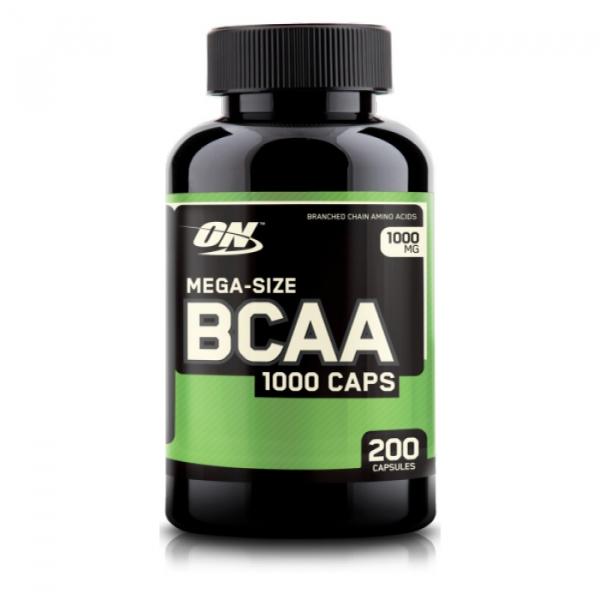 BCAA 1000 OPTIMUM NUTRITION Masse musculaire