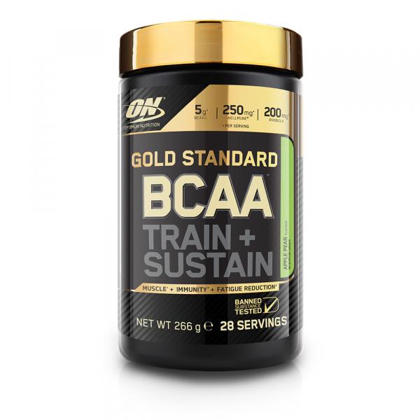 Gold Standard BCAA Train + Sustain OPTIMUM NUTRITION Masse musculaire