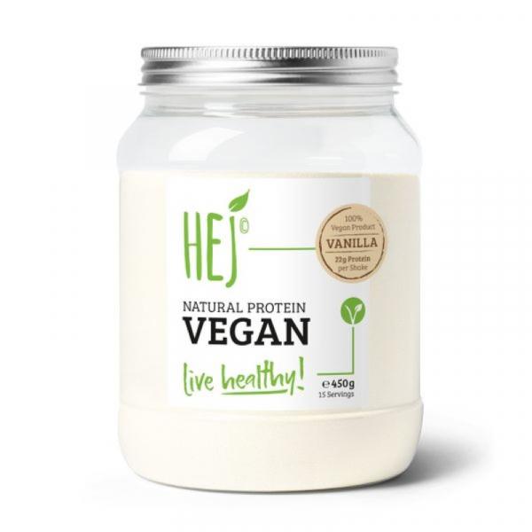 HEJ Protein Vegan HEJ NATURAL Energie & Récupération