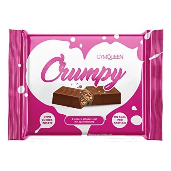 Crumpy GYMQUEEN Alimentation & Minceur