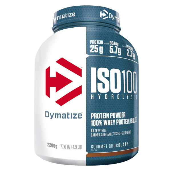 ISO 100 DYMATIZE Masse musculaire