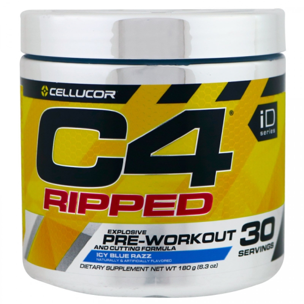 C4 Ripped CELLUCOR Masse musculaire