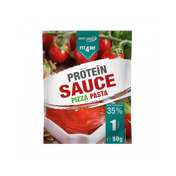FIT4DAY Protein Pizza/Pasta Sauce 50g