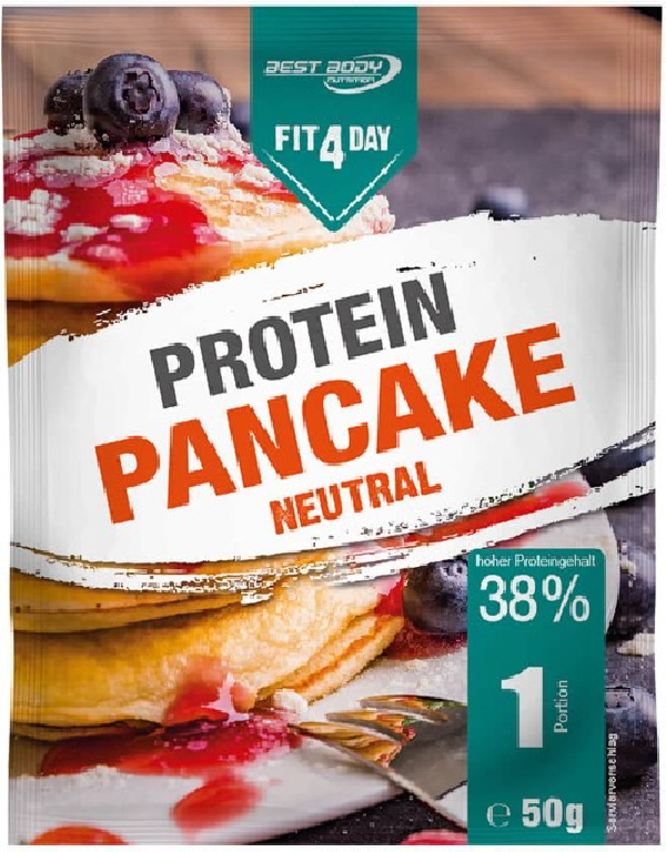FIT4DAY Protein Pancake