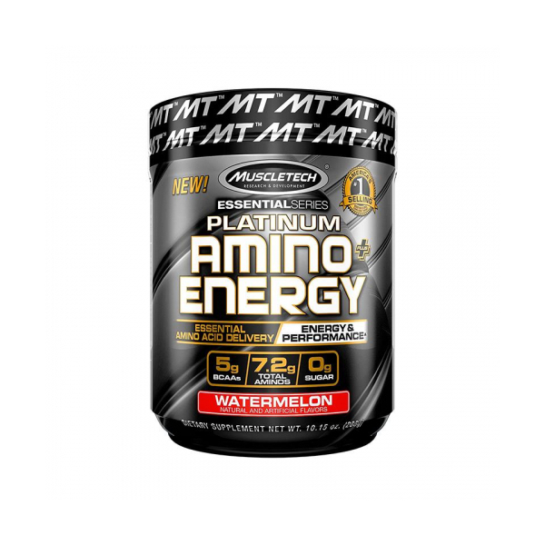 MUSCLETECH Essential Series Platinum Amino Energy