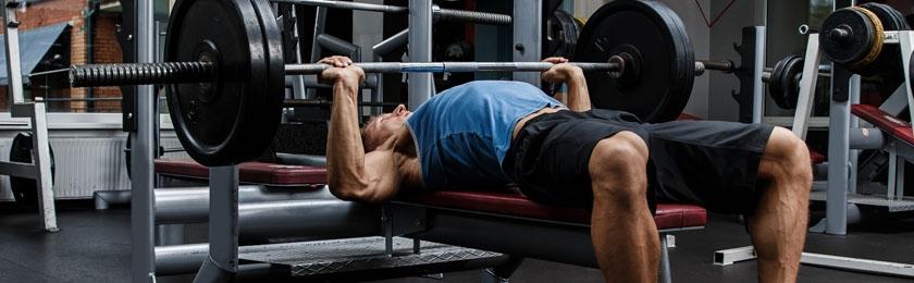 Développé couché ou incliné, respectez la technique d'exécution des mouvements !