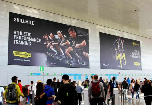 Le FIBO, le plus grand salon des sports de la forme en Europe - Avril 2019